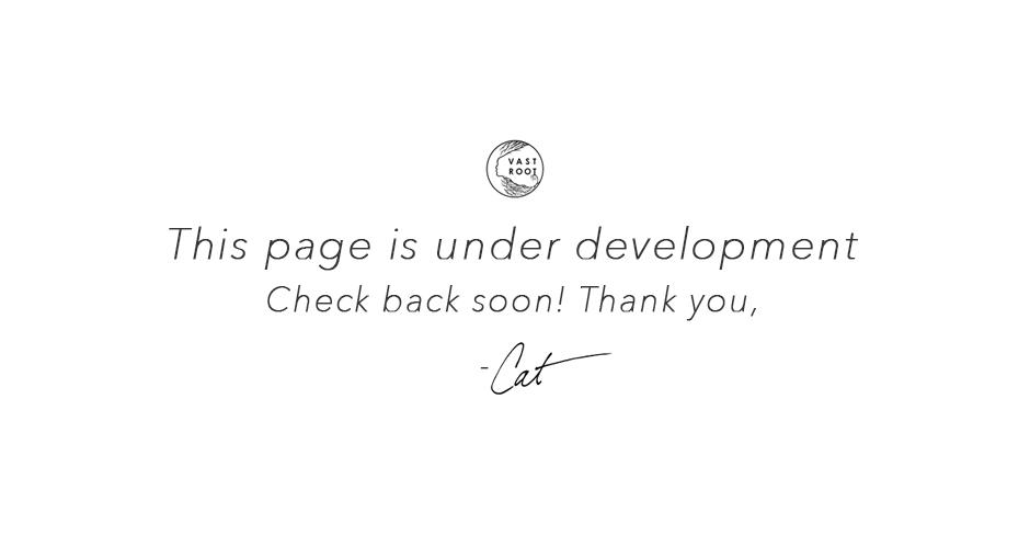page under development